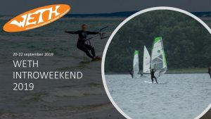 thumbnail of WETH INTROWEEKEND 2019`origineel